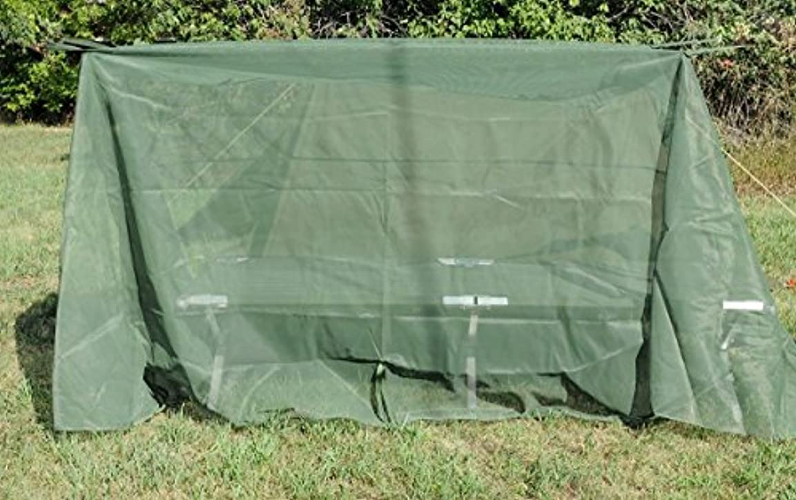 購入一晩溶岩USGI Military Mosquito Net Barrier by USGI