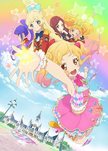 アイカツスターズ! Blu-ray BOX4
