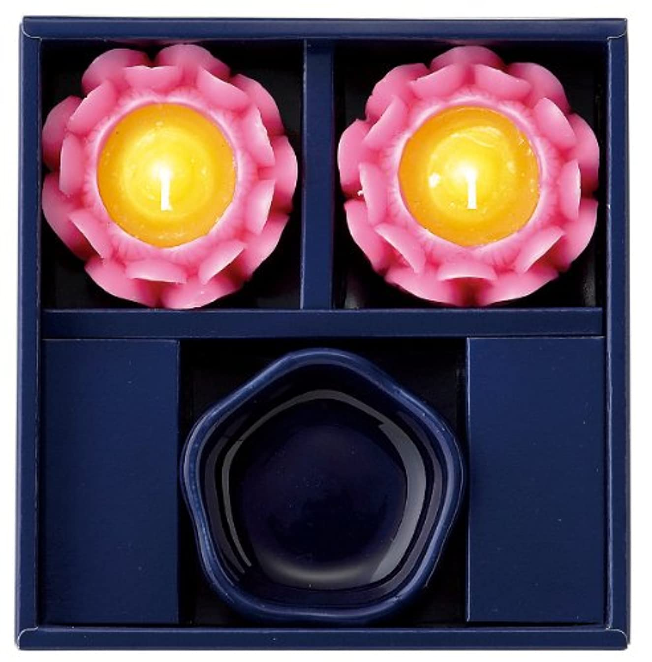 省不完全追放マルエス 蓮の花進物セット ピンク