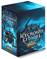 World of Warcraft TCG WoW Trading Card Game Assault on Icecrown Citadel Raid Deck