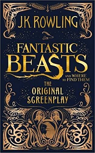 Fantastic Beasts and Where to Find Them: The Original Screenplayの詳細を見る