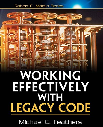 Working Effectively With Legacy Codeの詳細を見る
