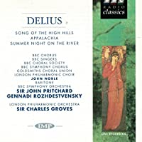 Delius;Song of the High Hil