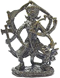 タイジュエリーアミュレットHappy Life保護マジックTalisman Hanuman Lp Kalong KHEWKHAW BE 2552