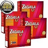 増大サプリメント ザガイラAZ 男性用 増大サプリ シトルリン アルギニン 亜鉛 マカ 4箱 4ヶ月分