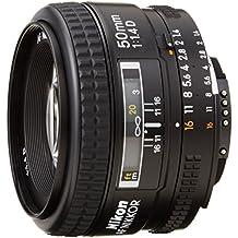 Nikon AF 50mm f1.4D Australian Warranty, Black (JAA011DB)