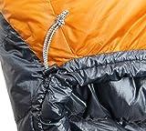 イスカ(ISUKA) 寝袋 エア 630EX ゴールド [最低使用温度-15度] 画像