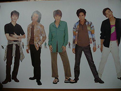 SMAP スマップ 集合ポスター サイズ:約61.5×91.5cm ★ 1・・・