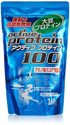 オリヒロ アクティブプロテイン100 大豆風味...