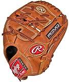 Rawlings Revo 9502ピースソリッドWeb野球内野ピッチャー(ダークタン、12-inch )