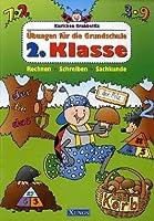Karlchen Krabbelfix. Rechnen. Schreiben, Sachkunde 2. Klasse. Uebungen fuer die Grundschule (Lernmaterialien)