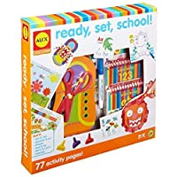 ALEX Toys Little Hands Ready, Set, School [並行輸入品]