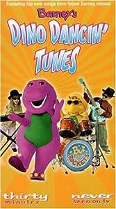 Barney - Barney's Dino Dancin Tunes [VHS] [Import]