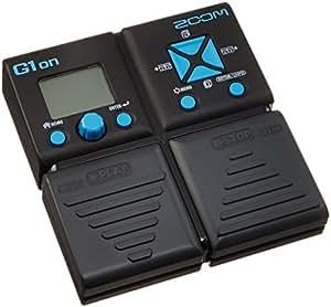 ZOOM ギター マルチエフェクター G1on