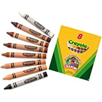 bin52080 W – Crayola Multiculturalクレヨン