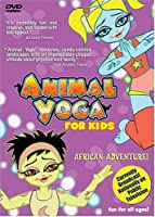 Animal Yoga for Kids [DVD]