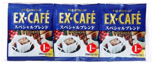 ユーコーヒー EX-CAFE スペシャルブレンド 粉 (7gx30p) 210g