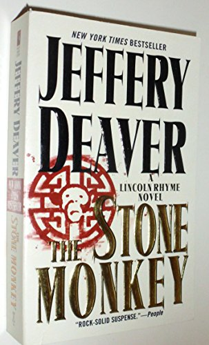 The Stone Monkey (Lincoln Rhyme Novels)の詳細を見る