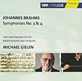 Brahms: Symphony No 3 & 4