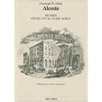 Alceste (Ricordi Opera Vocal Score)