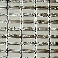 【1本】 2m × 50m シルバーグレー 遮光率30~35% ダイオネット 遮光ネット 410SG 寒冷紗 ダイオ化成 タ種 代不