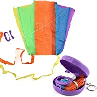 Funny Toy for Kids baomabaoポケットカイトおもちゃEarth Kite美しいLarge Easy Flyer Kite supplest
