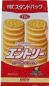 ヤマザキビスケット  エントリー  18枚×10袋
