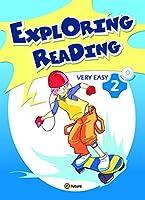 e-future Exploring Reading Very Easy レベル2 スチューデントブック CD付 英語教材