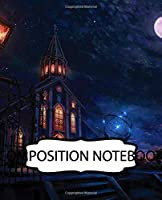 Composition Notebook: Japanese Fate/Zero Saber Archer Stay Night Spell Anime. Supplies Student Teacher Daily Creative Writing, Composition Notebook, Journal, Diary • One Subject 7.5x9.25 • 110 Pages