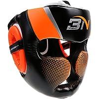 Homyl ヘッドギア ヘルメット ボクシング 頭部保護 格闘技 調整可能 キックボクシングトレーニング 耐久性  全3色