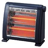 MORITA 電気ストーブ MS-Q800D-A ブルー