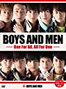 BOYS AND MEN ~One For All, All For One~(初回生産限定盤) DVD