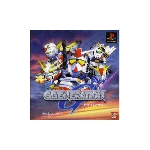 {PS}SDガンダム Gジェネレーション GGENERATION  19980806