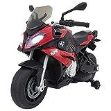 【BMW モデル】 BMW バイク XR S1000 キッズライドオン 乗用玩具 (レッド)