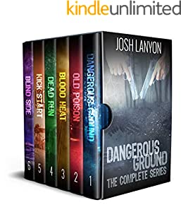 Dangerous Ground The Complete Series (English Edition)