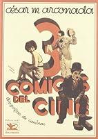 Tres cómicos del cine : biografías de sombras