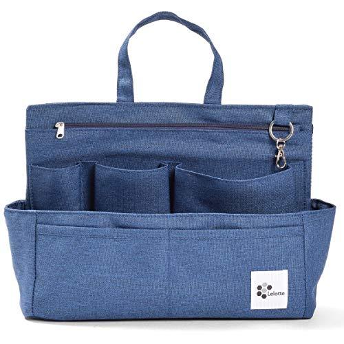 Lelotte『Bag in Bag 横型インナーバッグ』