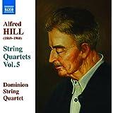 Hill: Quartets 12