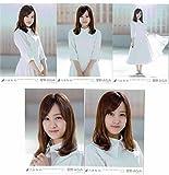 乃木坂46 2018年5月個別生写真5枚セット シンクロニシティ選抜ver. 星野みなみ
