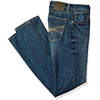 Wrangler Men's Tall Size Big 20x Slim Fit Straight Leg Jean