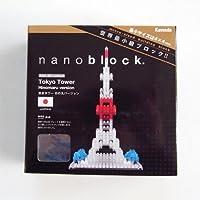 限定 nanoblock 東京タワー 日の丸バージョン