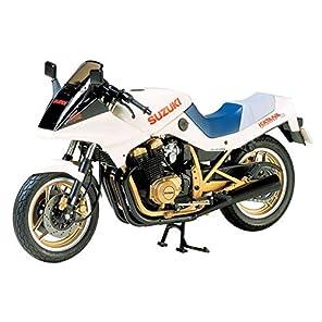 タミヤ 1/12 オートバイシリーズ No.34 スズキ GSX750S ニューカタナ プラモデル 14034