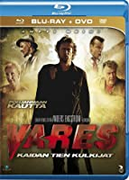 Vares: The Path of the Righteous Men (Blu-ray/DVD Combo)
