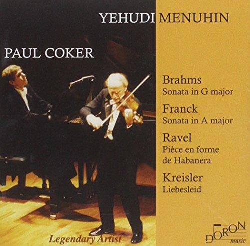 Yehudi Menuhin & Paul Coker