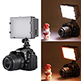 NEEWER CN-216 LED ビデオライト 216球のLEDを搭載 Canon、Nikon、などのカメラ&ビデオカメラに対応