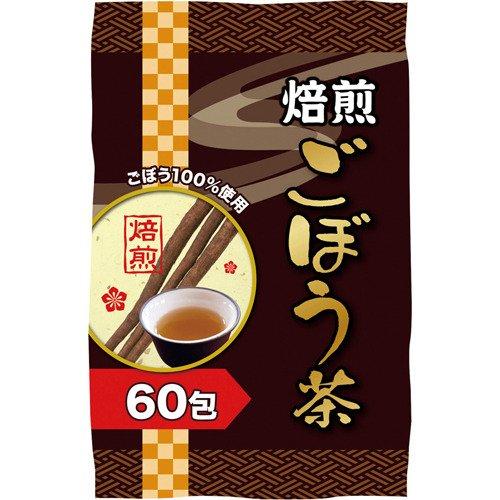 ユーワ 焙煎ごぼう茶 60包