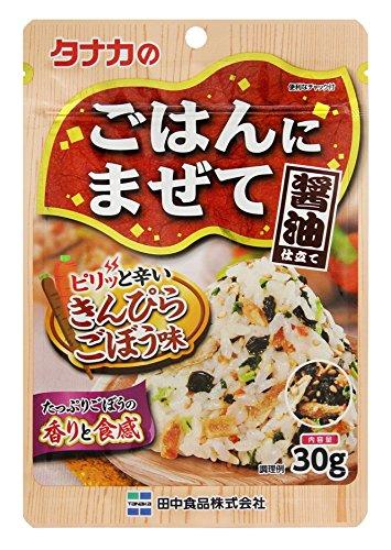 ごはんにまぜて きんぴらごぼう味 袋30g