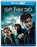 HARRY POTTER & THE DEATHLY HALLOWS PT. 1 2D-3D
