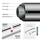 [HAREAO] 突っ張り棒 つっぱり棒 強力 棚 シャワーカーテン ものほし竿 室内 カーテンレール 布団干し 屋外 ステンレス製 (直径32mm(取付寸法150~280cm)) 画像