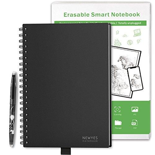 HOMESTEC スマートノート A5 消せる機能のノート デジタルノート ...